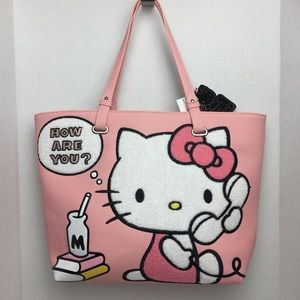 LOUNGEFLY Hello Kitty Tote